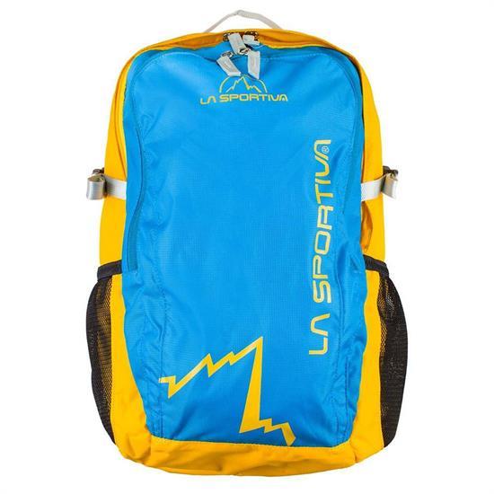 La Sportiva Laspo Kid - Blue/Yellow