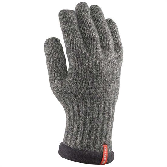 Millet Wool Glove - Black/Noir