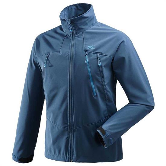 Millet K Shield Jacket - Poseidon