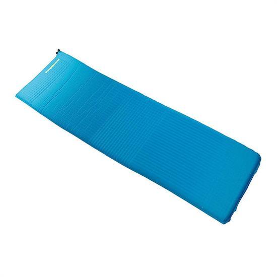 Trangoworld Confort Touch 185x50x4 cm - Azul/Antracita