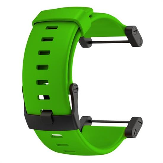 Suunto Core Crush Green Flat Silicon Strap -