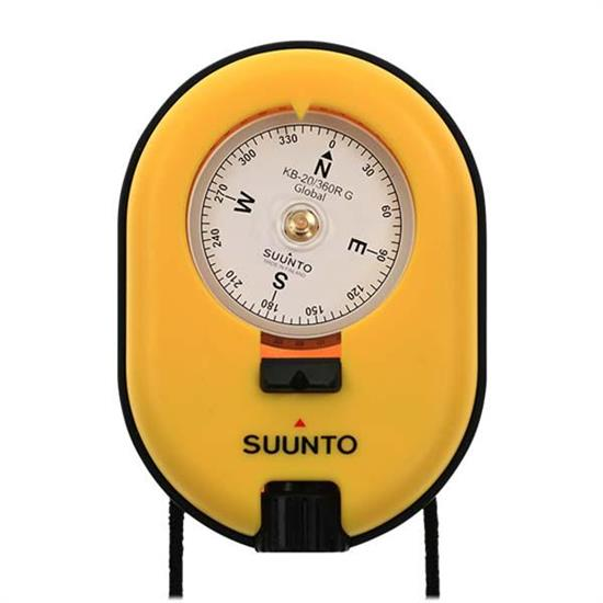 Suunto Kb-20/360r G Yellow Compass -