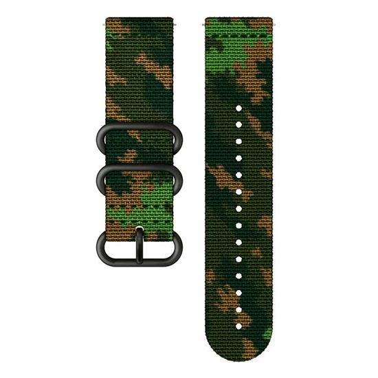 Suunto Traverse Textile Woodland Strap -