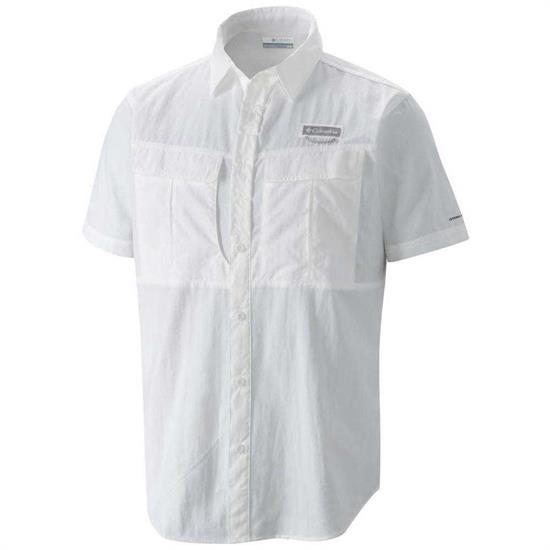 Columbia Cascades Explorer S/S Shirt - 100