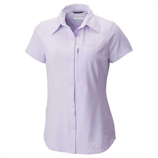 Columbia Silver Ridge Shirt W - Soft Violet