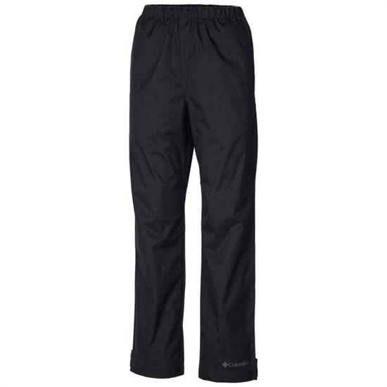 Columbia Trail Adventure Pant Boy - Black