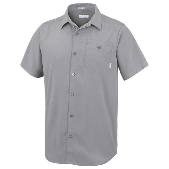 Columbia Mossy Trail Ss Shirt - 003
