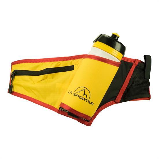 La Sportiva Trail Drink Belt Black/Yellow -