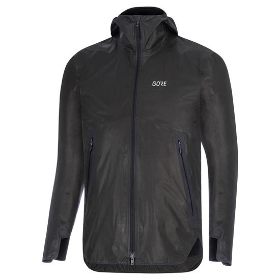 Gore Gore H5 Gtx Shakedry Hodded Jacket W - Black