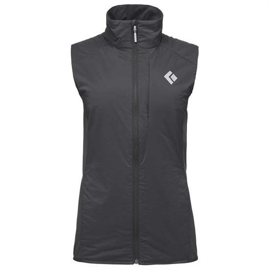 Black Diamond First Light Hybrid Vest W Smoke - Smoke