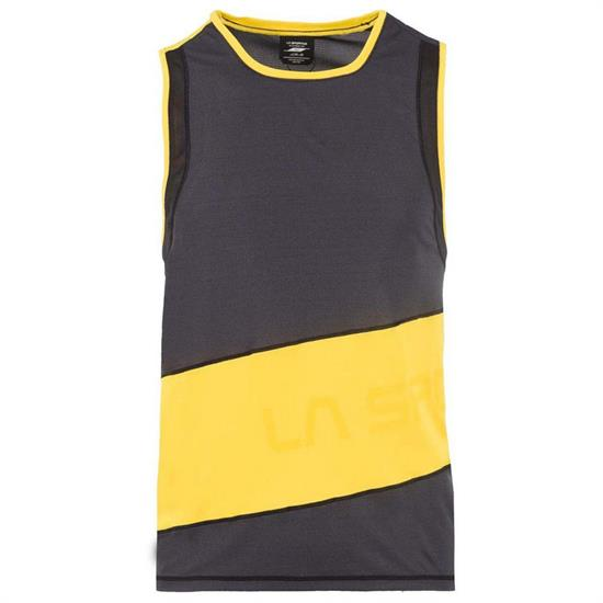 La Sportiva TRACK TANK - Black/Yellow