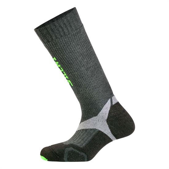 Anthracite/green