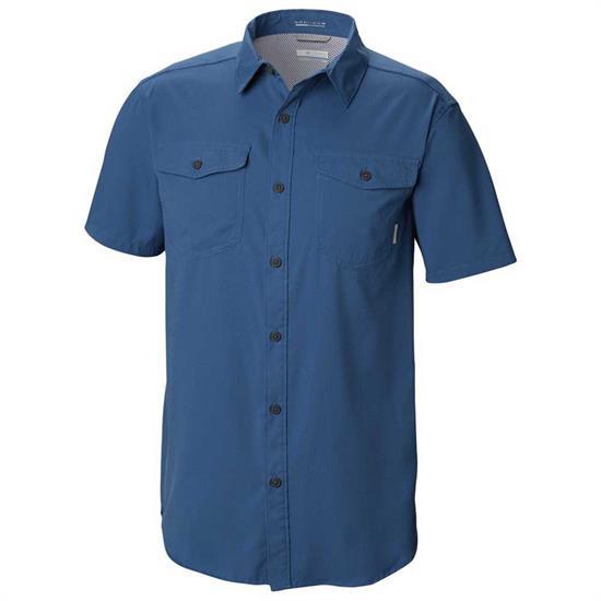 Columbia Utilizer II Solid SS Shirt - 483