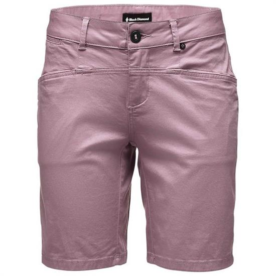 Black Diamond Radha Shorts W - Wild Rose