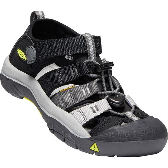 Keen Newport H2 Little Kid - Black/Magnet