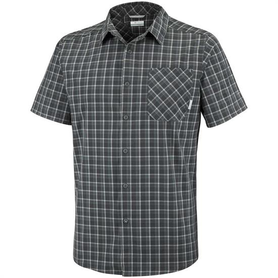 Columbia Triple Canyon Shirt - Shark/Graphite