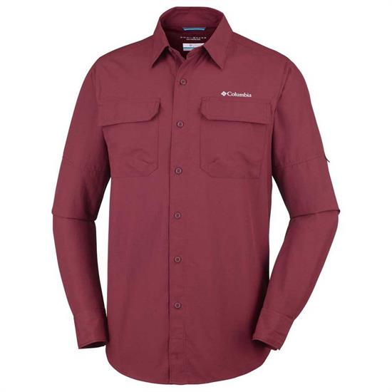 Columbia Silver Ridge LS Shirt W - Tapestry