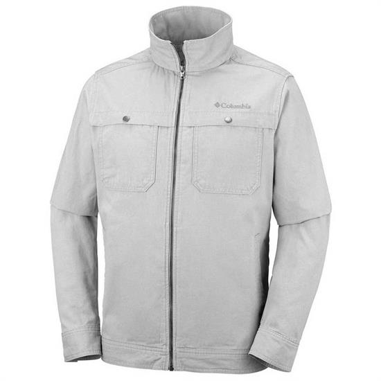 Columbia Tolmie Butte Jacket - Cool Grey