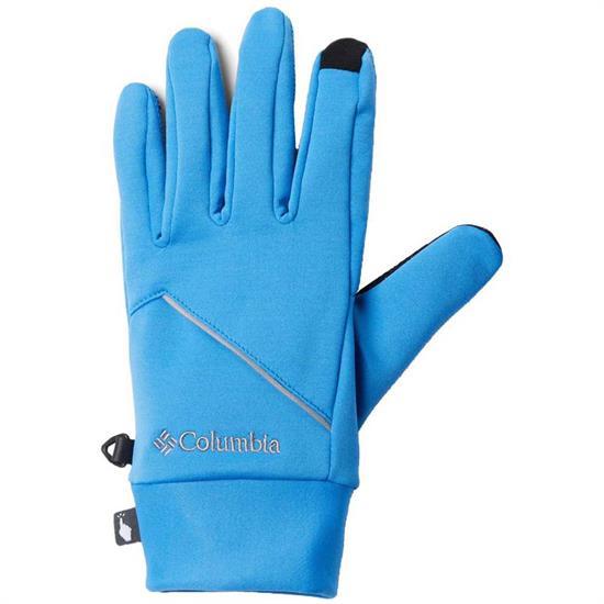 Columbia Trail Summit Running Glove - Azure Blue