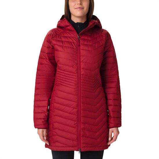 Columbia Powder Lite Mid Jacket W - Beet
