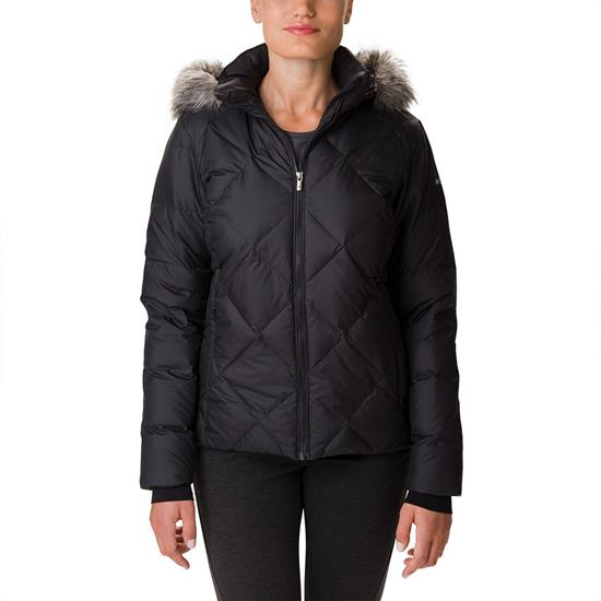 Columbia Icy Heights II Down Jacket W - Black