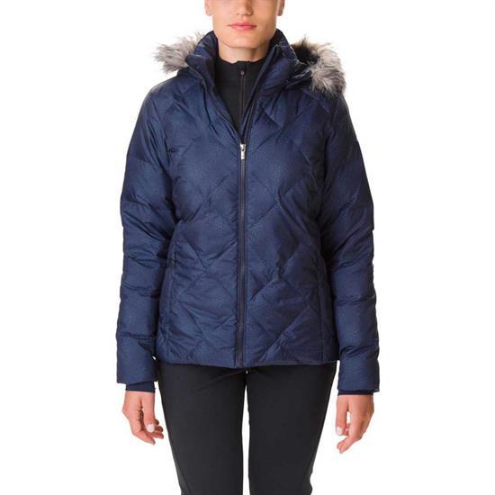 Columbia Icy Heights II Down Jacket W - Dark Nocturna