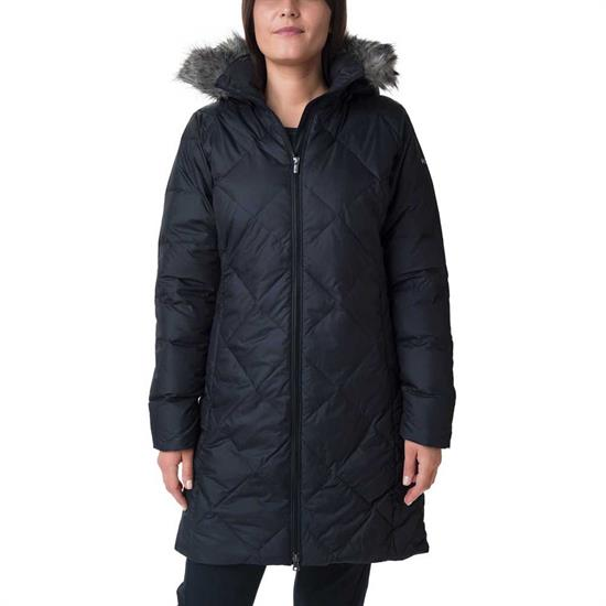 Columbia Icy Heights II Mid Length Down Jacket W - Black