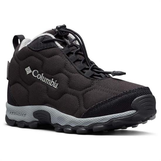 Columbia Youth Firecamp Mid 2 Wp - Black/Monument