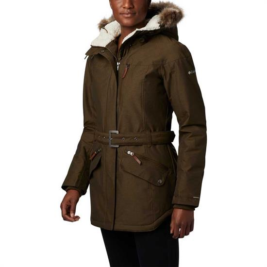 Columbia Carson Pass II Jacket - Olive Green