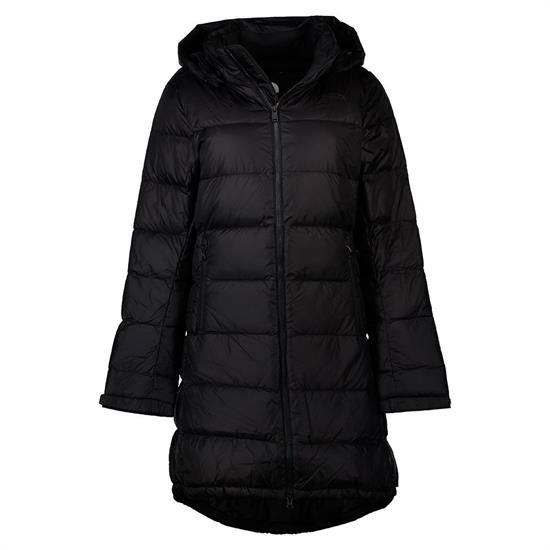 The North Face Metropolis Parka III W - TNF Black