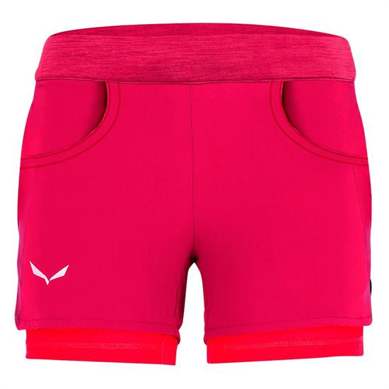 Salewa Agner Dst G Shorts Rose Red Int.6080 - 1831
