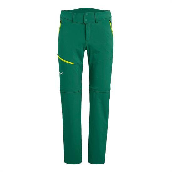 Salewa Puez 2 Dst 2/1 Pant - Green Myrtle