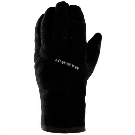 Mammut Fleece Glove Black - Black