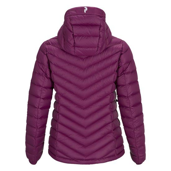 Peak Performance Frost Down Hooded Jacket W - Photo de détail