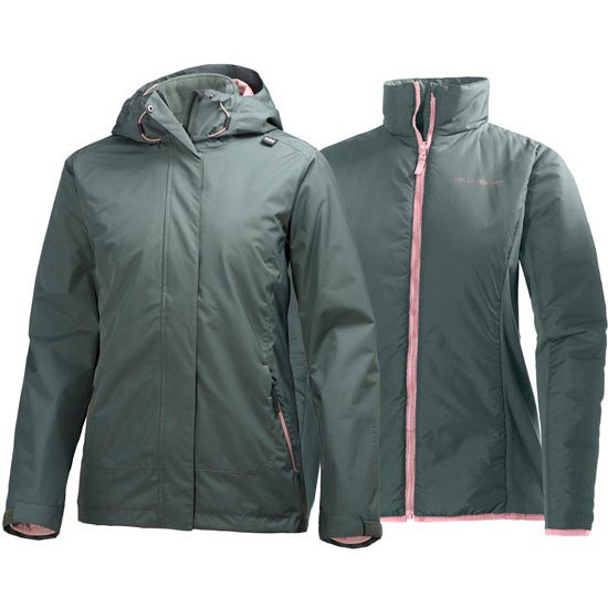 Helly Hansen Squamish Cis Jacket W - Rock