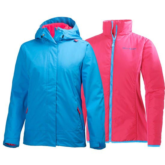 Helly Hansen Squamish Cis Jacket W - Silk