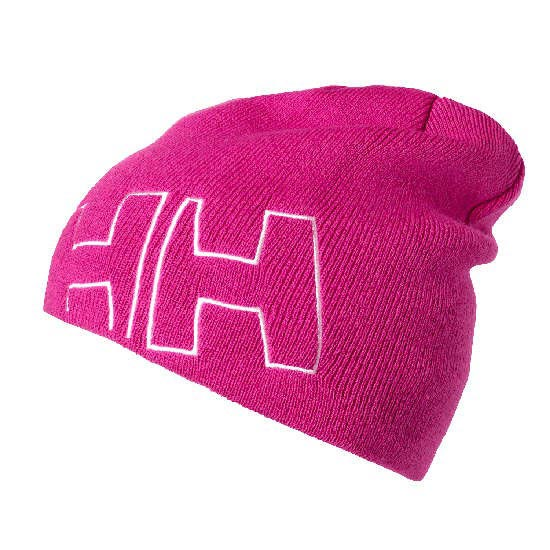 Helly Hansen Outline Beanie Jr - Magenta