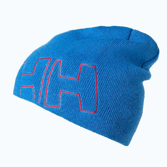 Helly Hansen Outline Beanie Jr - Cobat Blue