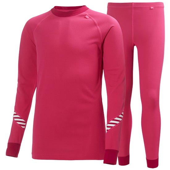 Helly Hansen Dry Set Jr - Magenta