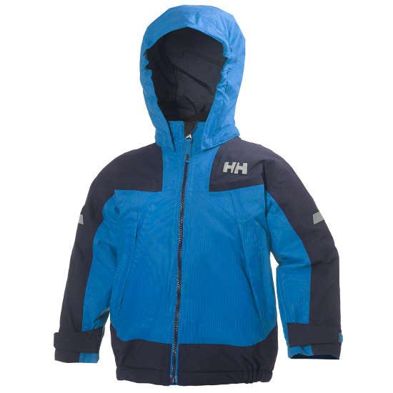 Helly Hansen Velocity Jacket Kids - Racer Blue