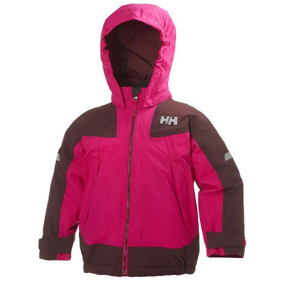 Helly Hansen Velocity Jacket Kids - Dazzling Rose
