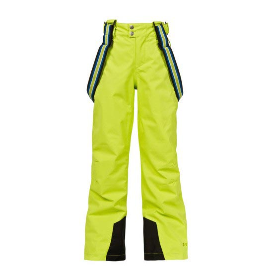 Protest Bork Snowpants Jr - Green Lime