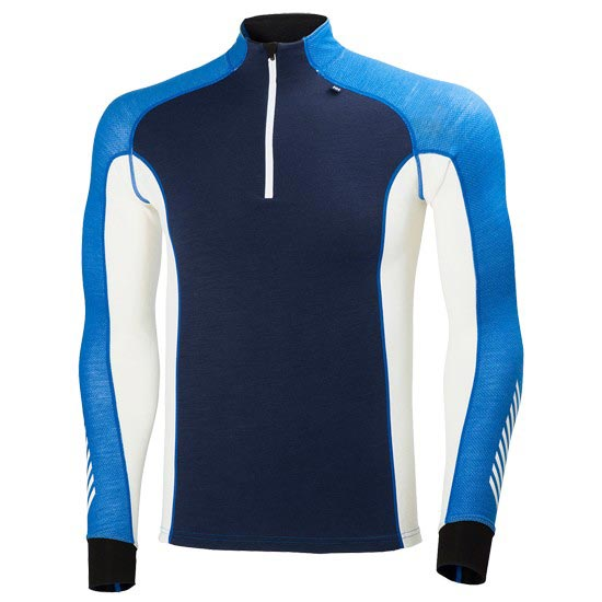 Helly Hansen HH Warm Freeze 1/2 Zip - Cobalt Blue/Evening Blue