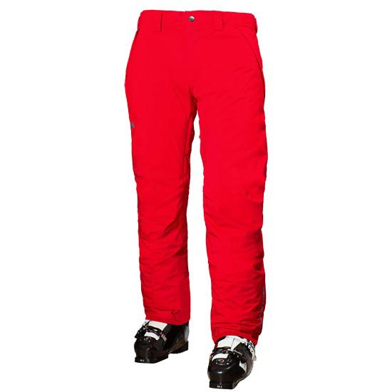 Helly Hansen Velocity Insulated Pant - Alert Red