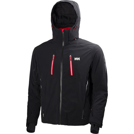 Helly Hansen Alpha 2.0 Jacket - Black