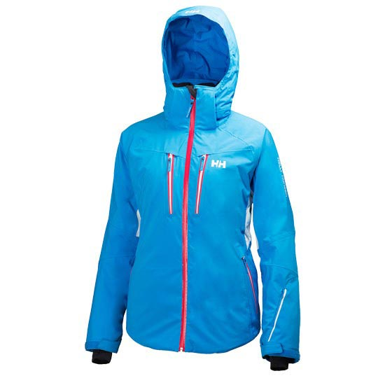 Helly Hansen Motion Stretch Jacket W - Silk Blue
