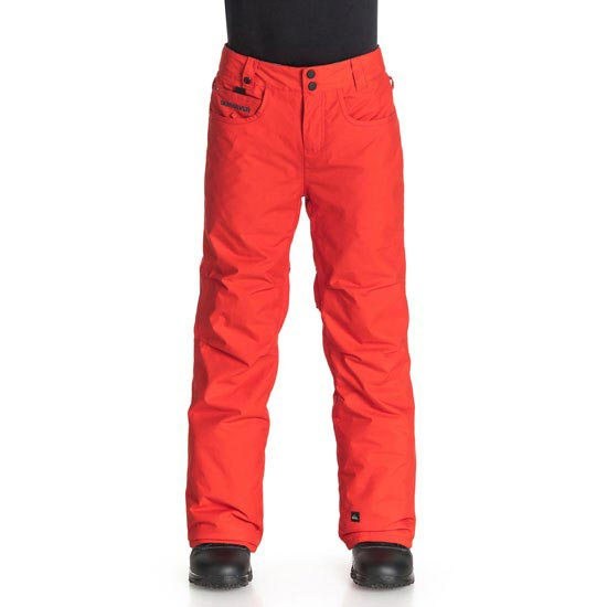 Quicksilver State Pant Jr - Poinciana