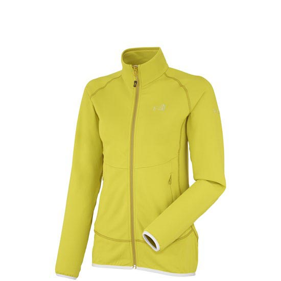 Millet Technostrech Jacket W - Warm Yellow