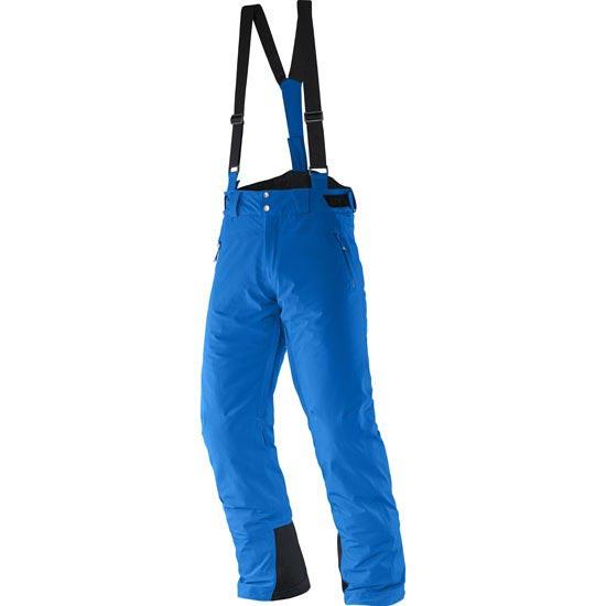 Salomon Iceglory Pant - Union Blue