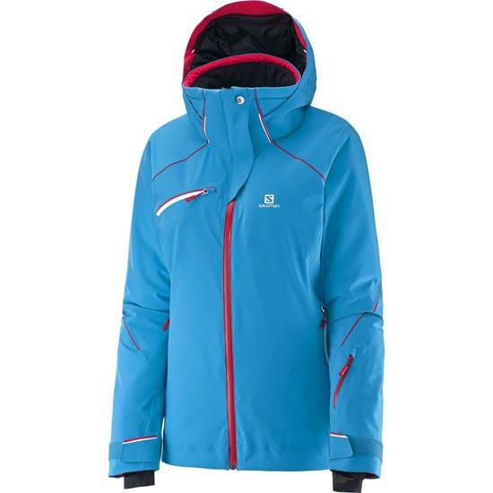 Salomon Speed Jacket W - Methyl Blue